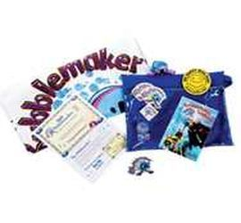 Bubblemaker -	start teaching your children diving from Age 8