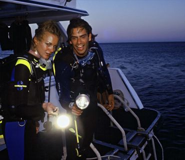 PADI Night Diver's photos