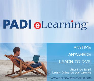 PADI E-Learning Open Water Diver's photos
