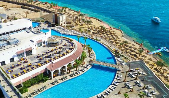 Sharm El Sheikh Reef Oasis Beach Blue Bay
