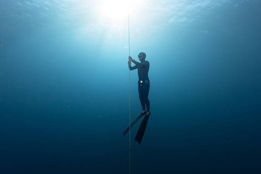 PADI Advanced Freediver